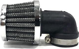 CMParts Luftfilter für Mündungen Ø 28 mm mit 90o Neigung