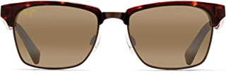 Maui Jim unisex-adult Kawika Square Sunglasses