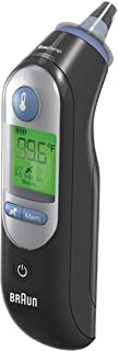Braun Thermoscan 7 Digital Ear Thermometer Ear Thermometer for Babies, Kids, Toddlers and Adults, IRT6520B
