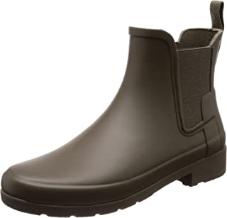 Hunter Womens Original Refined Chelsea Boots