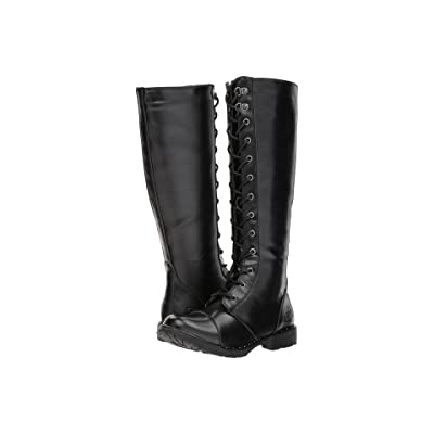 Dirty Laundry Roset Lace-Up Boot (Black) Women