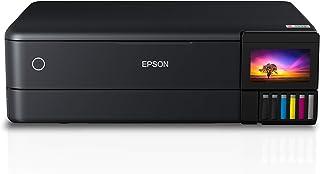 Multifuncional Epson EcoTank L8180 - Tanque de Tinta Fotográfica, 6 cores, Formato A3+, Wi-Fi Direct, Ethernet, 110V