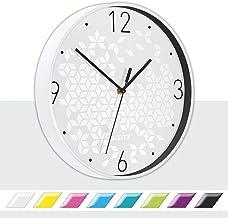 Leitz Wow Wall Clock White