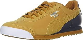 PUMA Mens 36791701 Roma Retro Sports Brown Size: