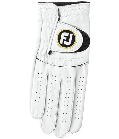 FootJoy StaSof Regular Right Golf Gloves (Pearl) Cycling Gloves