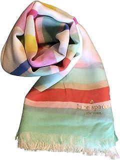 Kate Spade Woman's Cape Stripe Oblong Scarf, Multi