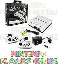 NES Console 8 Bit Top Loader Retro Bit Silver Black New 892044001767