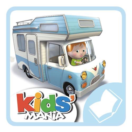 Chris und sein Campingbus - Kleiner Junge