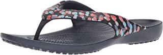 Crocs Women's Kadee Ii Graphic W Flip Flop