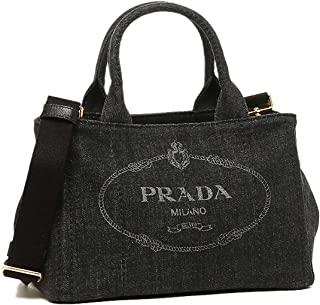 (プラダ) PRADA トートバッグ #1BG439 AJ6 F0002 NERO 並行輸入品 [並行輸入品]