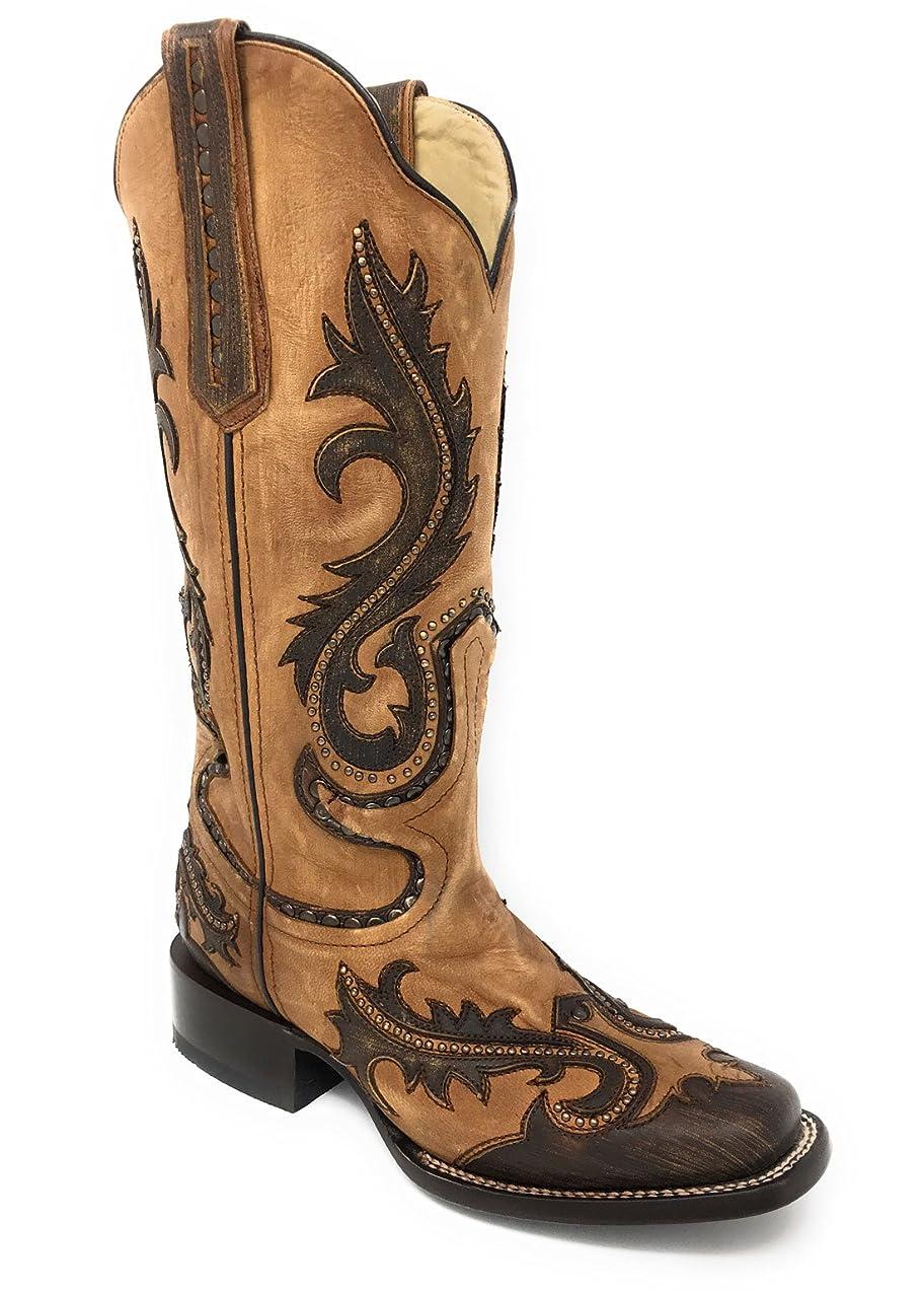 歌電気技師インド[Corral Boots] レディース