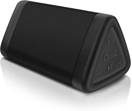 OontZ Angle 3 (3rd Gen) - Bluetooth Portable Speaker, Louder Volume, Crystal Clear Stereo Sound, Rich Bass, 100 Foot Wireless Range, Microphone, IPX5, Bluetooth Speakers by Cambridge Sound Works (Black)