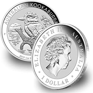 Best australian silver kookaburra coin Reviews