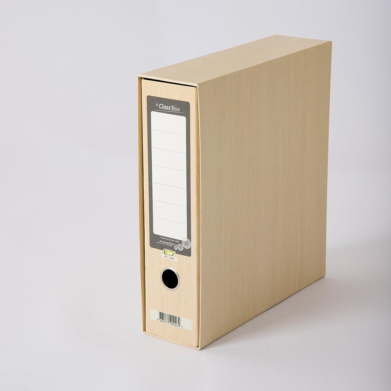 Ordner A4 mit Schachtel Class Box ECO 100% recyceltem B016YG2UAG | Schön und charmant