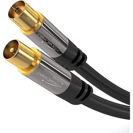 Kabeldirekt Antennenkabel 3m Elektronik