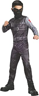 Rubies Captain America: The Winter Soldier Costume, Child Large