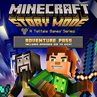 Minecraft: Story Mode - Adventure Pass [Steam download] [Online Game Code]