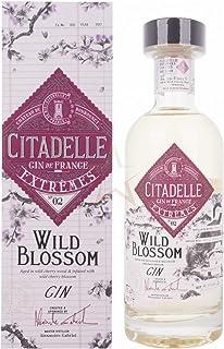 Citadelle Extrêmes WILD BLOSSOM Gin 42,60% 0,70 lt.