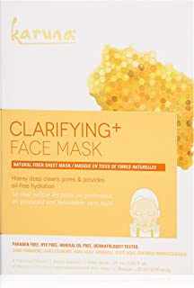 Karuna Clarifying+ Face Mask, 4 Count