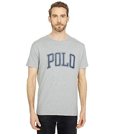Polo Ralph Lauren Classic Fit Logo Jersey T-Shirt (Andover Heather) Men