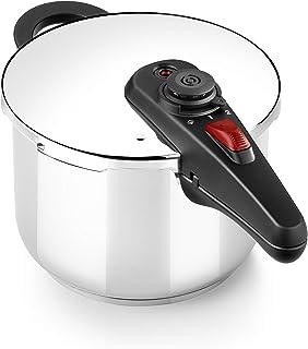 Amazon.es: De 4 a 5 Litros - Ollas a presión / Sartenes y ollas: Hogar y cocina
