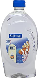Softsoap Liquid Hand Soap Refill, Aquarium - 32 Fluid Ounce