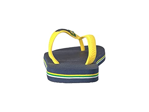 Cheap Sale Clearance Store Havaianas Brazil Logo Flip Flops Citrus Yellow 1 Free Shipping Big Sale Quality Outlet Store IisvI2O