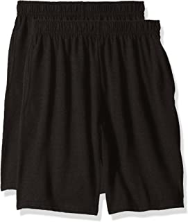 Big Boys' Jersey Short (Pack of 2)