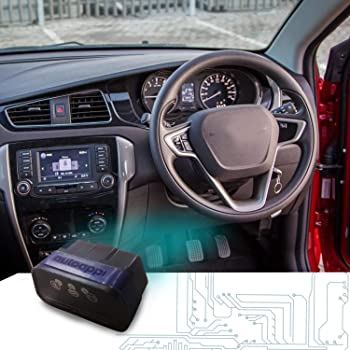 """autoappi """"We pamper what you drive!"""" Car OBD Scanner with Enhanced OBDII Software Lifetime Subscription"""