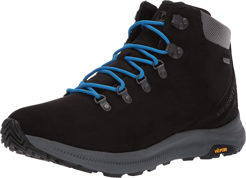 Merrell Men's Ontario Mid Waterproof Hiking shoes