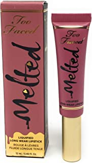 Too Faced, Melted, Liquified Long Wear Lipstick, Melted Chihuahua, 0.40 fl. oz./12 ml.