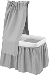 Cambrass Small Bed TC  cm  Pic Grey