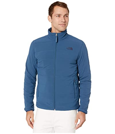 The North Face Mountain Sweatshirt Full Zip Jacket 3.0 (Blue Wing Teal) Men