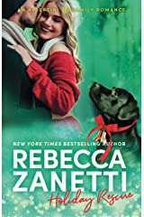 Holiday Rescue: An Albertini Family Romance (The Anna Albertini Files) ペーパーバック