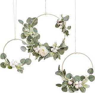 Best floral wreath backdrop Reviews