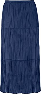Best crinkle skirts plus size Reviews