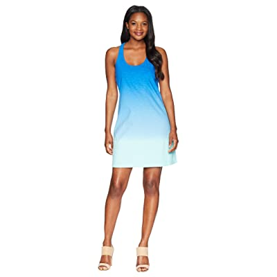 Tommy Bahama Arden Dip-Dye Tank Dress (Blue Radiance) Women