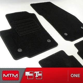 Tailleur noir en caoutchouc durable voiture tapis de sol pour opel meriva b 2010 /> fixation