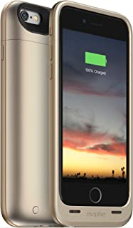 Mophie Juice Pack Air Battery Power Pack Case for Apple iPhone 6/6s Gold (Renewed)