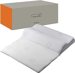 スポンサー広告 - GOKUMIN takumi グランピロー ボディピロー 枕 まくら pillow 抗菌防臭加工【14段階の高さと20通りの使い方が出来る画期的枕】 (プレミアムホワイト)