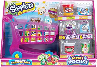 Shopkins Mini Packs Small Mart Shoppin' Cart