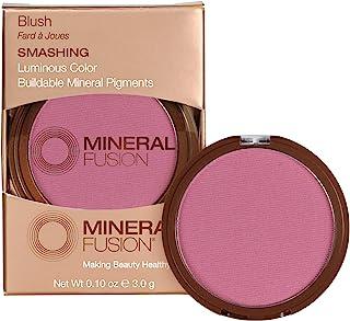 Mineral Fusion Blush, Smashing, Bright Pink, 0.10 oz (Packaging May Vary)