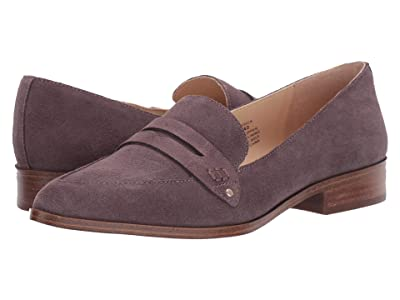 SOLE / SOCIETY Jessica (Dusted Plum Cow Split Suede) Women