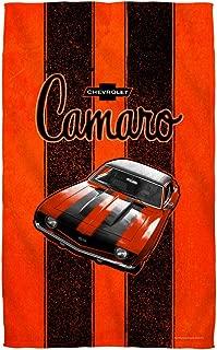Camaro Stripes -- Chevrolet -- Beach Towel
