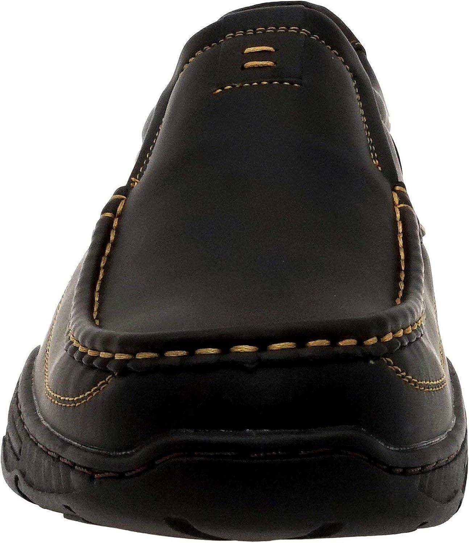 Aldo Rossini Men's Slip-On Shoes   Casual Loafer Shoes