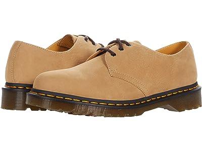 Dr. Martens 1461 Milled Nubuck (Sand) Shoes