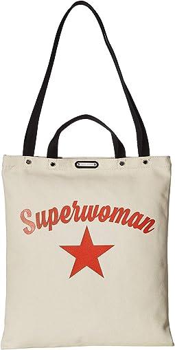 LG Tote - Superwoman