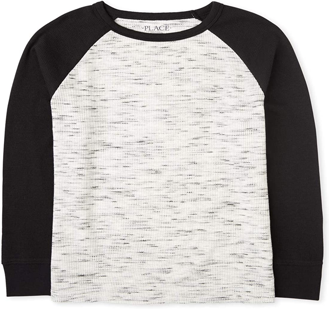 The Children's Place Boys' Thermal Top