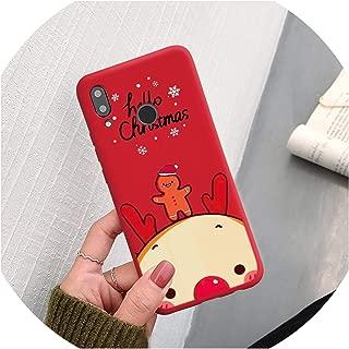 Merry Christmas Phone Case for TPU Huawei P20 Lite P30 P9 P10 Pro Mate 10 20 Pro Lite P Smart Y9 Honor 8X Nova 3 Coque,P10 Lite,Kho-sdjbgmz