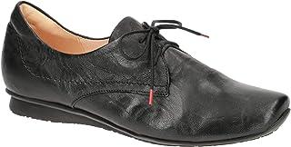 Think! 8-88101-00 - Zapatos de Cordones para Mujer Negro Negro